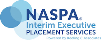 NASPA IEPS, powered by Keeling & Associates Logo